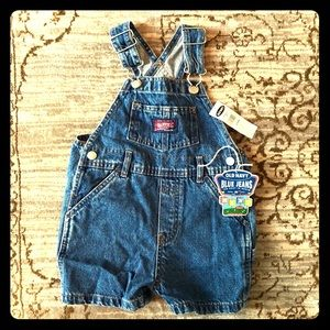 NWT!! Old navy short overalls